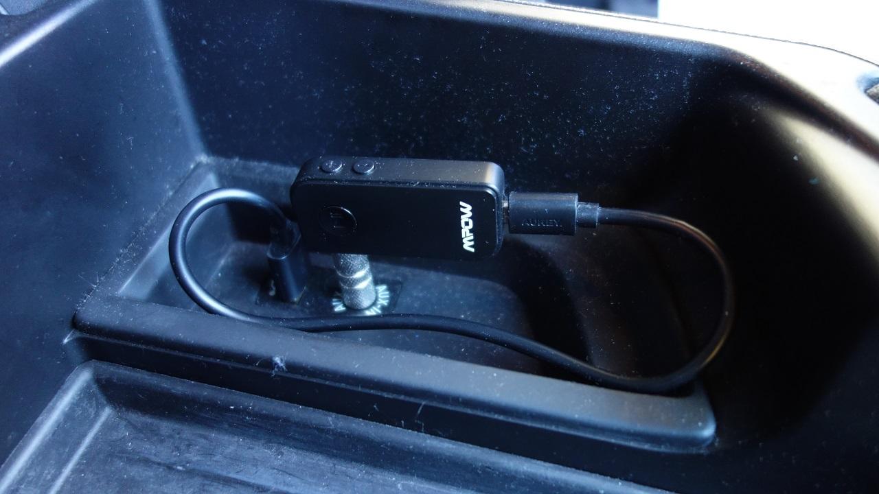 5 accessori auto ripetitore AUX
