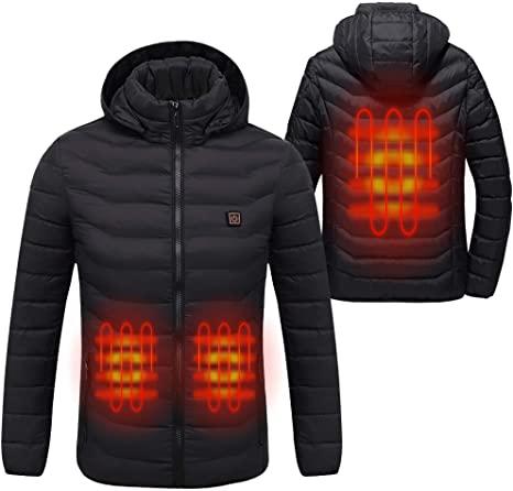 giacca riscaldante