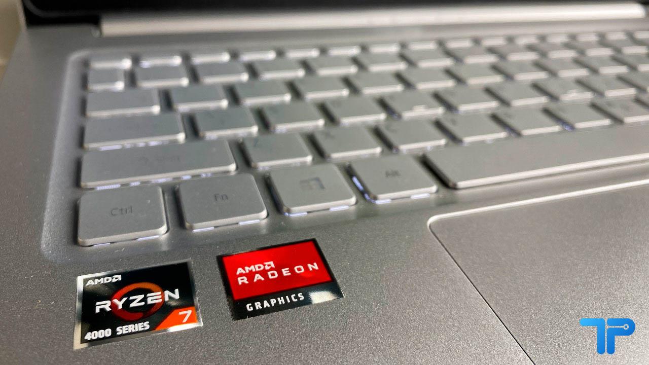 Acer Swift 3 recensione AMD Ryzen 4700u