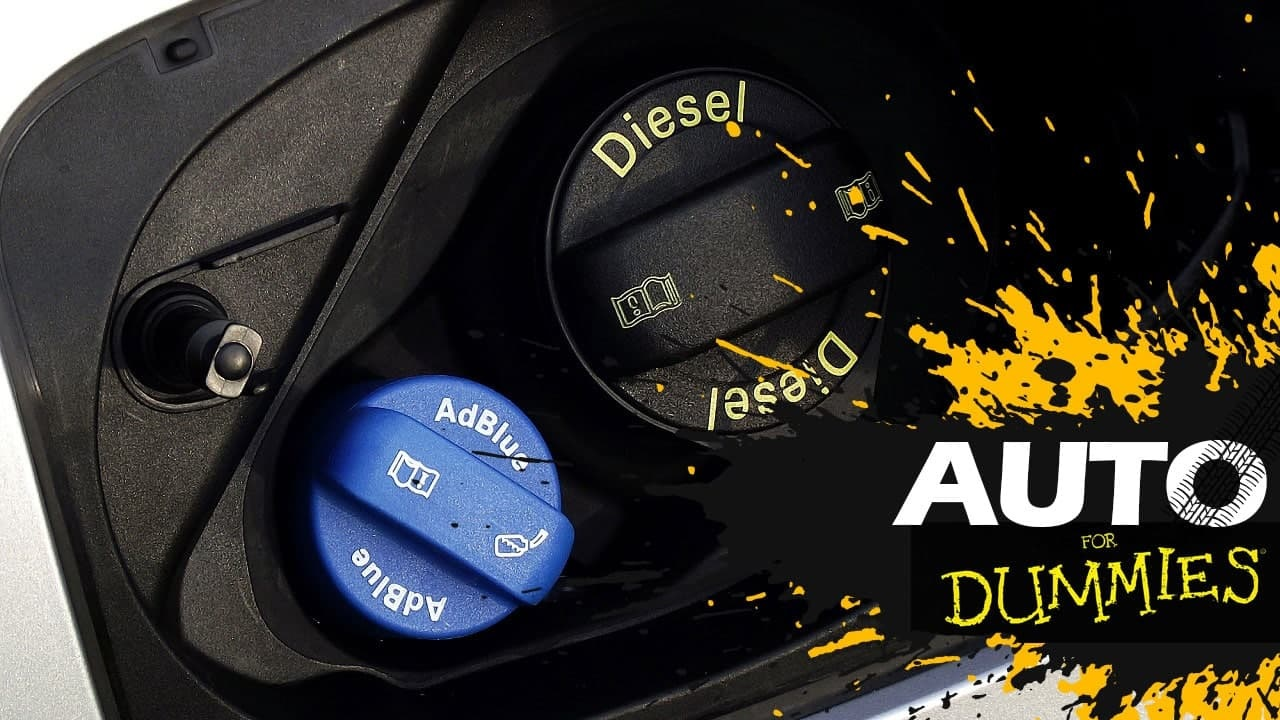 AdBlue: che cos'è, come funziona e a cosa serve | Auto For Dummies thumbnail