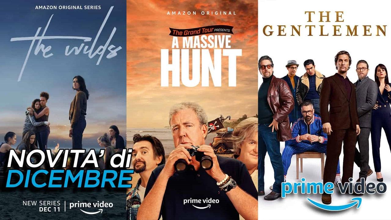 Tutte le novità di dicembre su Amazon Prime Video thumbnail