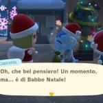 Animal Crossing New Horizons Natale