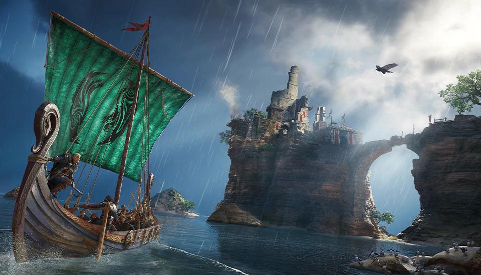 Assassin's Creed Valhalla recensione ambientazione