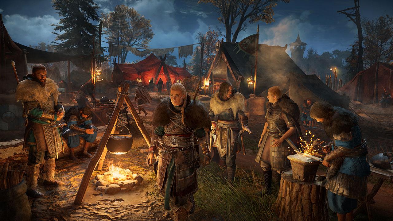 Assassin's Creed Valhalla recensione bug
