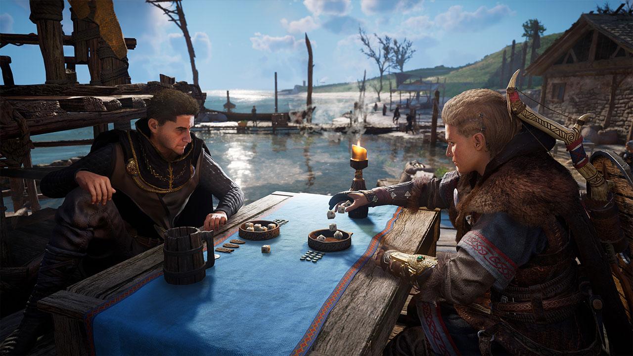 Assassin's Creed Valhalla recensione trama
