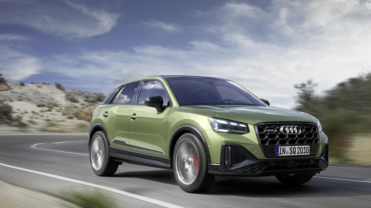 Audi SQ2 si rinnova, ecco le novità in arrivo per il SUV thumbnail