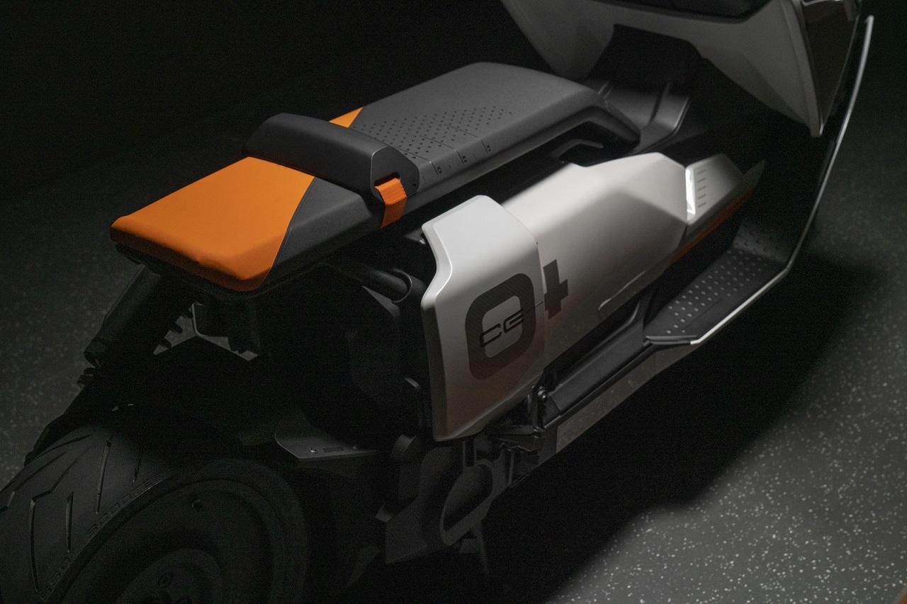 BMW Motorrad Definition CE04 meccanica