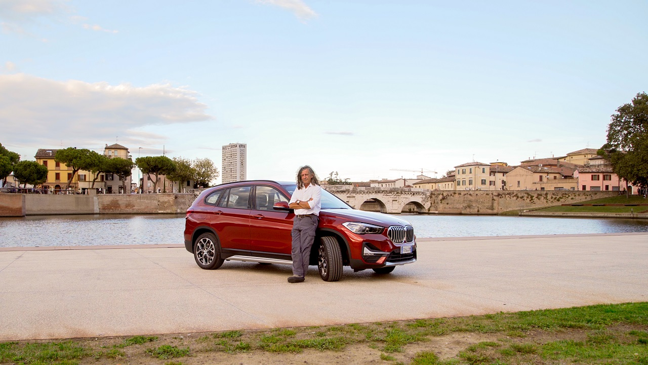 BMW X1 e iFoodies supportano il progetto di Giorgio Terruzzi thumbnail