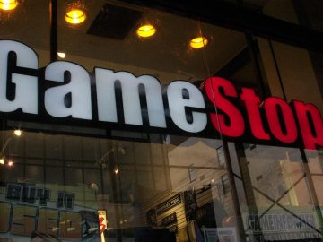 Black Friday GameStop