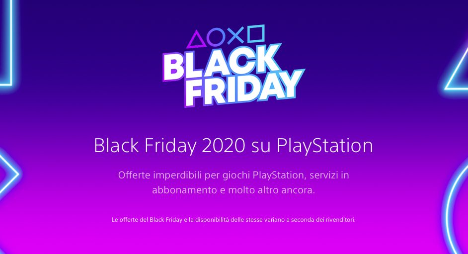 Le offerte del Black Friday invadono il PlayStation Store thumbnail