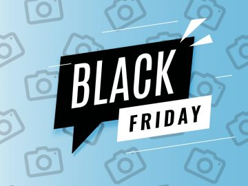 black friday fotografia