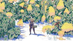 Il nuovo Calendario Epson 2021 promuove l'illustrazione italiana  Protagonista l'illustratore Gianluca Folì