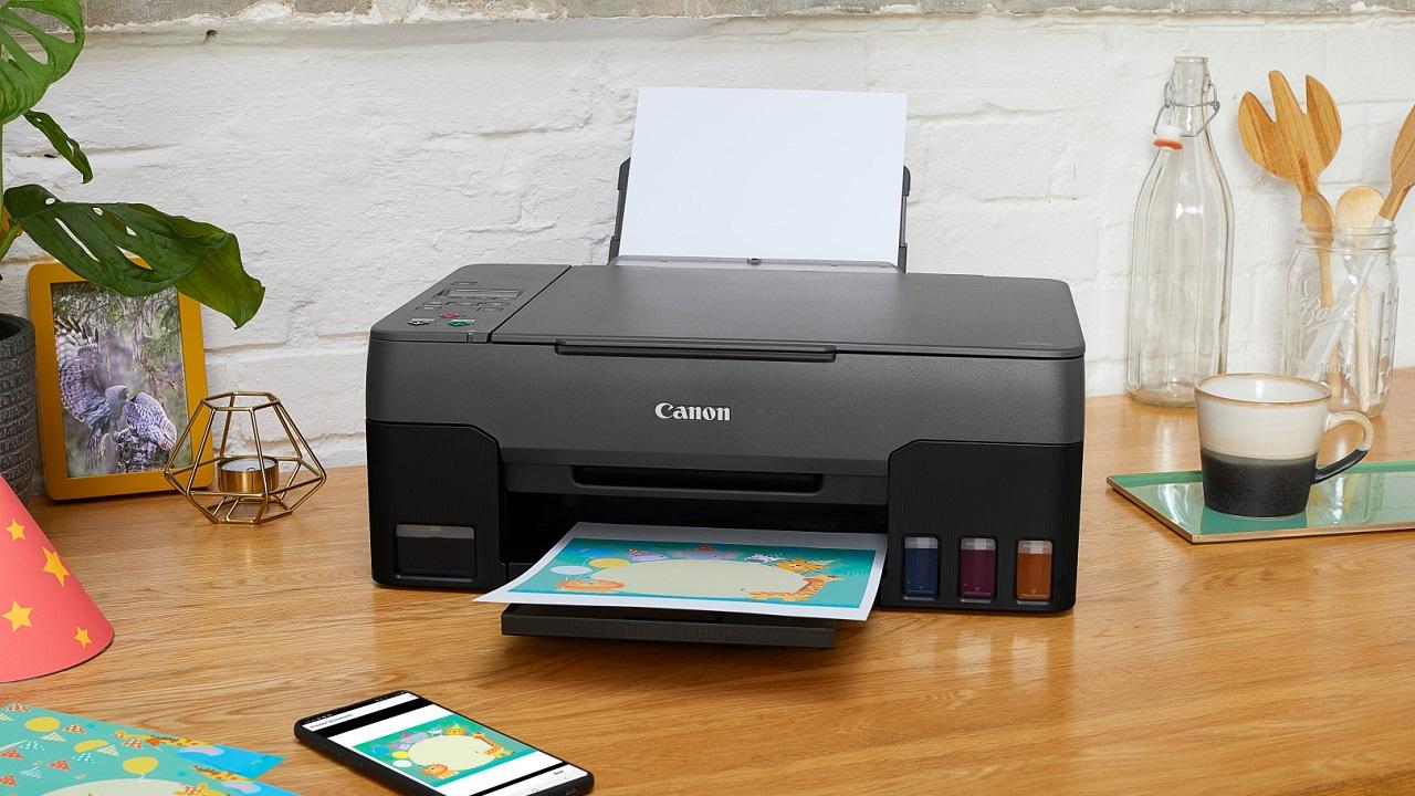 Canon presenta le nuove stampanti MegaTank PIXMA serie G thumbnail