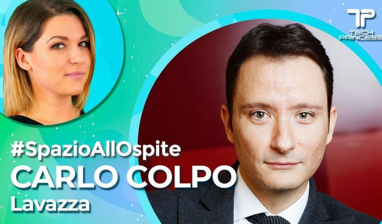 Spazio all'Ospite con Carlo Colpo, Lavazza: eSport, caffè e marketing