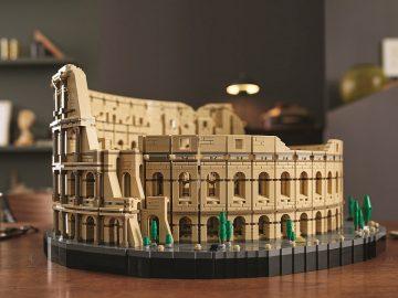 Colosseo LEGO prezzo