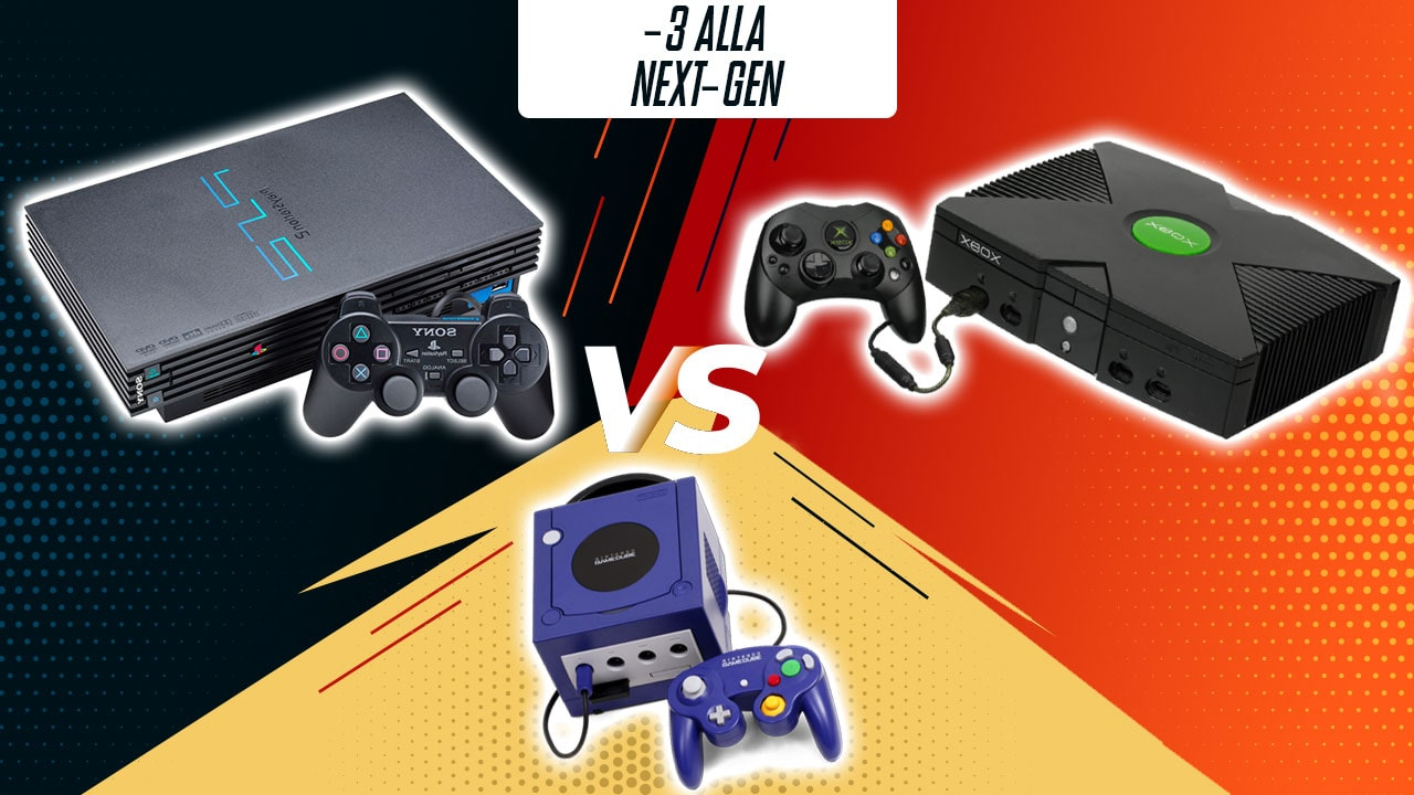 -3: PlayStation 2 vs. Xbox vs. GameCube thumbnail