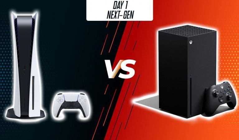 0: PlayStation 5 vs. Xbox Series X