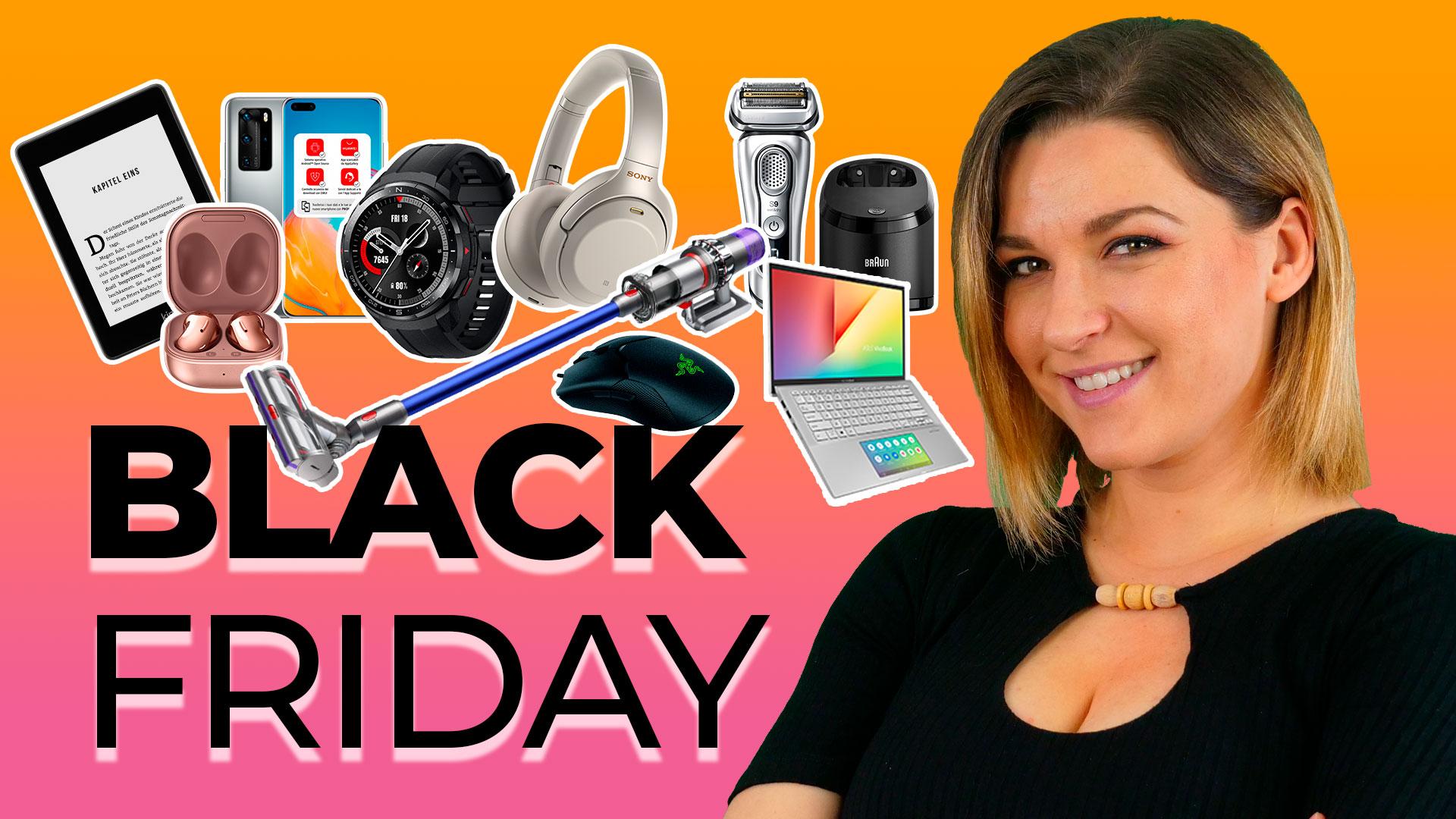 Sconti Amazon Black Friday e Cyber Monday: la guida alle migliori offerte del 2020 [Aggiornata] thumbnail