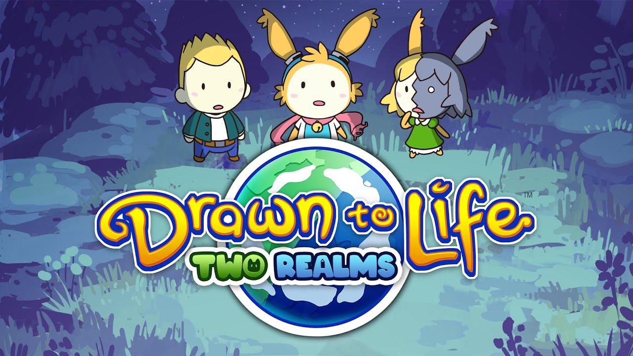 505 Games svela la data d'uscita di Drawn to Life Two Realms thumbnail