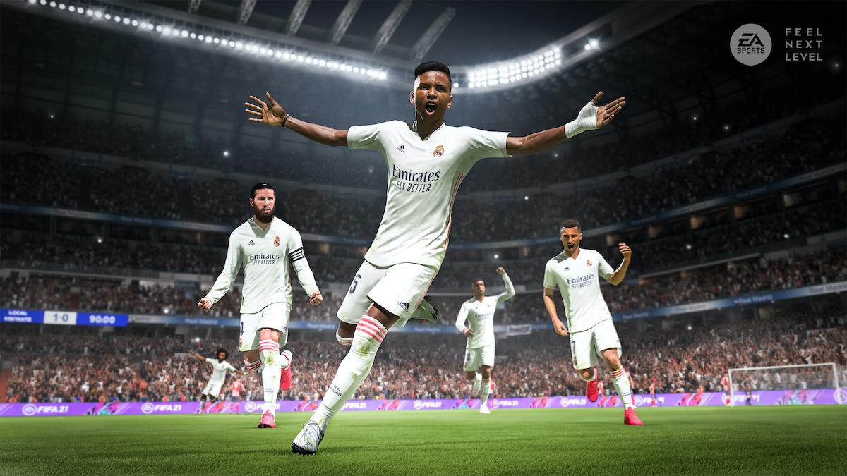 EA Sports FIFA 21 arriva anche sulla nuova generazione di console thumbnail