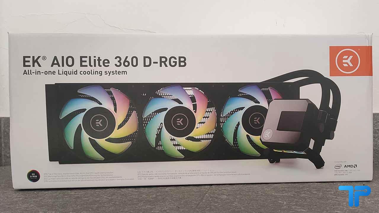 La recensione di EK AIO Elite 360 D-RGB: immensamente freddo thumbnail
