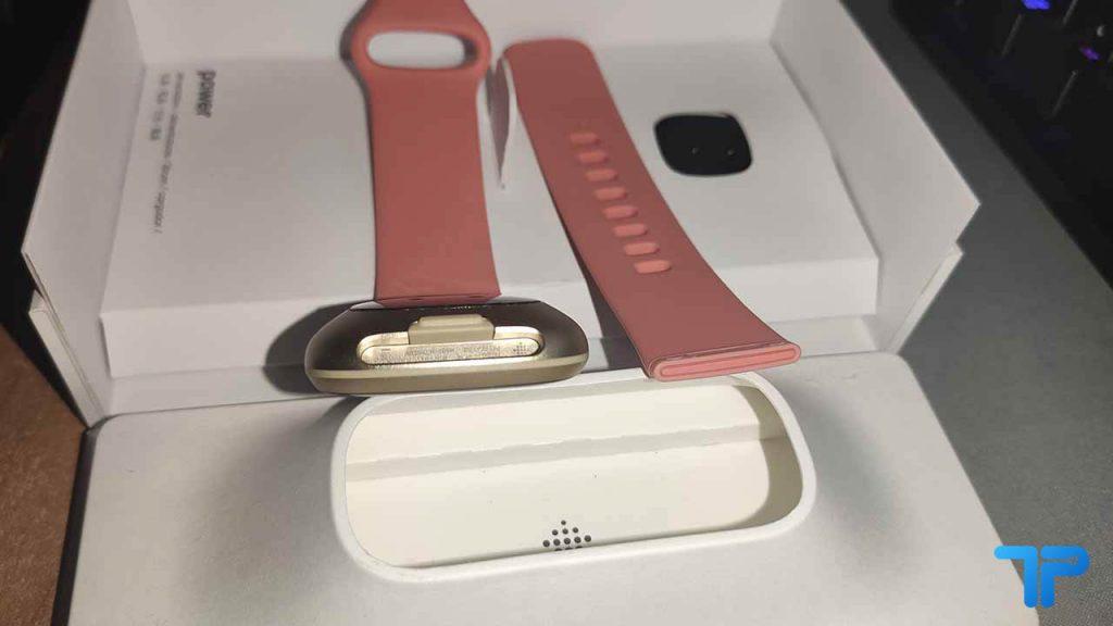Fitbit Versa 3 - Cinturino