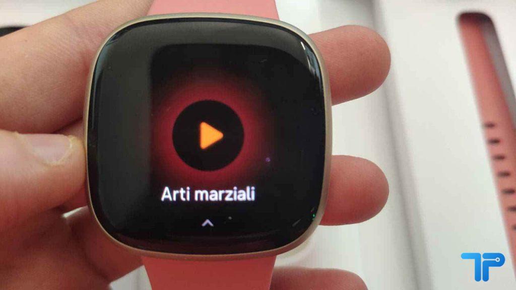 Fitbit Versa 3 funzioni