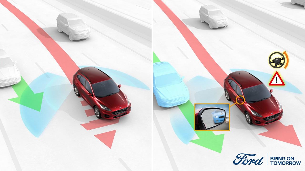 Ford Kuga: nuove tecnologie per massimizzare la sicurezza thumbnail