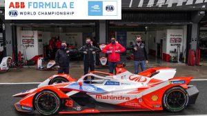 Mahindra sostiene la Gen3 della Formula E World Championship  La nuova generazione della competizione prenderà il via nel 2022