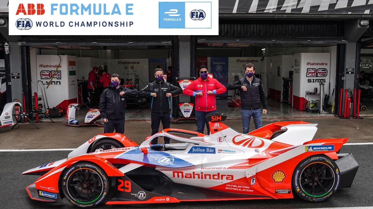 Mahindra sostiene la Gen3 della Formula E World Championship thumbnail