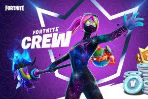 Fortnite Crew, il nuovo servizio in abbonamento di Fortnite  Dal 2 Dicembre contenuti inediti e costumi speciali arrivano con il nuovo abbonamento di Fortnite