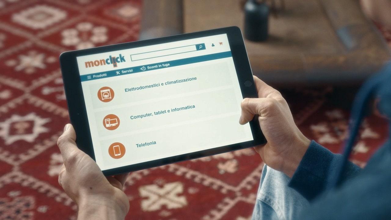 Monclick porta l'amore per la tecnologia in TV thumbnail