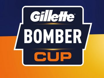Gillette Bomber Cup