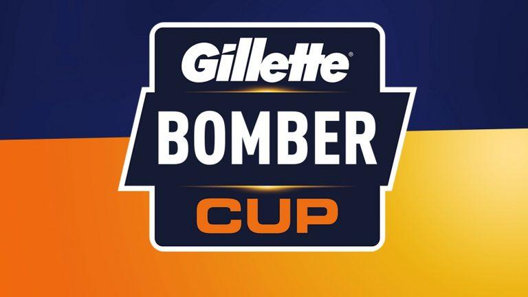 Gillette Bomber Cup