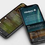 Hästens app restore