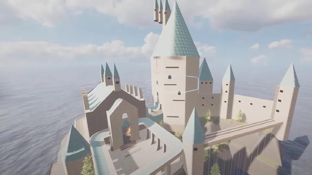 Un giocatore ricrea Hogwarts in Tony Hawk's Pro Skater thumbnail