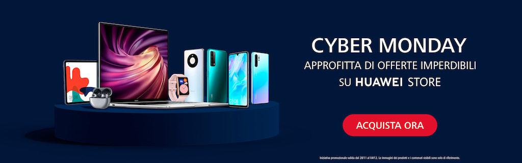 Huawei Cyber Monday 2020