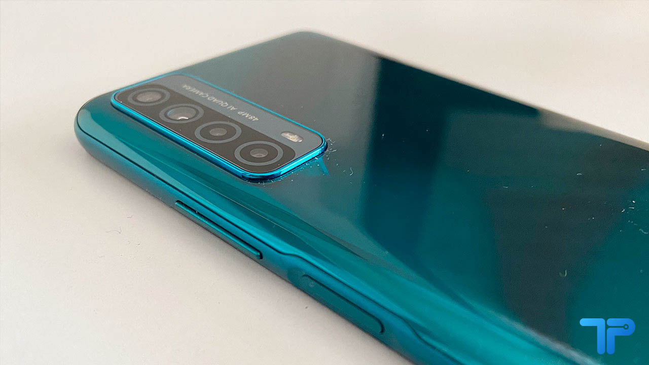 Huawei P Smart 2021 fotocamera