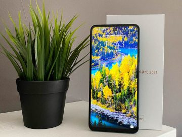 Huawei P Smart 2021 recensione