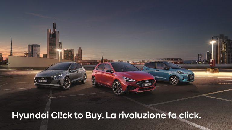 Hyundai Click to Buy copertina