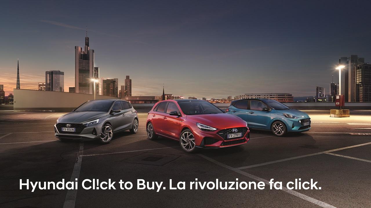 Hyundai Cl!ck to Buy, come acquistare l'auto dal divano di casa thumbnail
