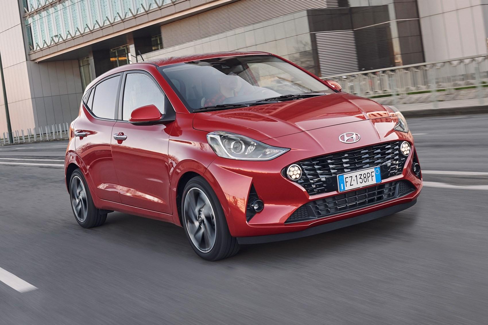 Hyundai Click to Buy i10