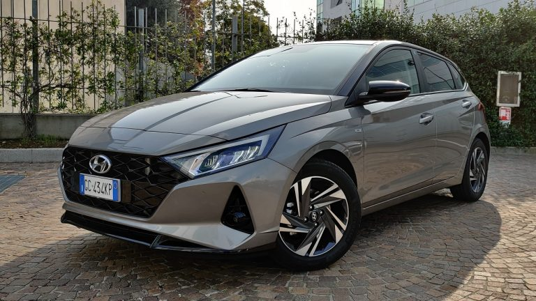 Hyundai i20 2020 copertina