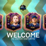 Inter eSports team 20-21 image