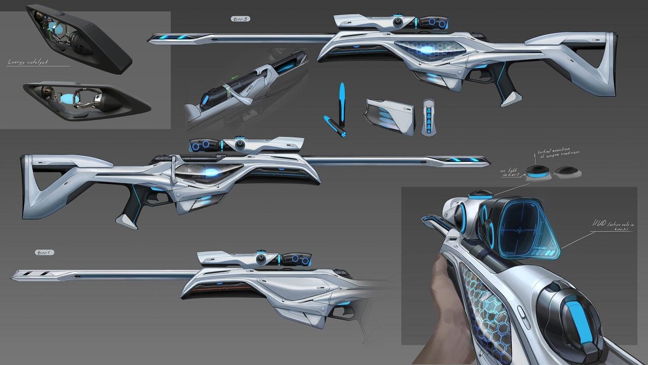 La nuova linea di skin dedicata alle armi di Valorant è qui e si chiama Ion thumbnail