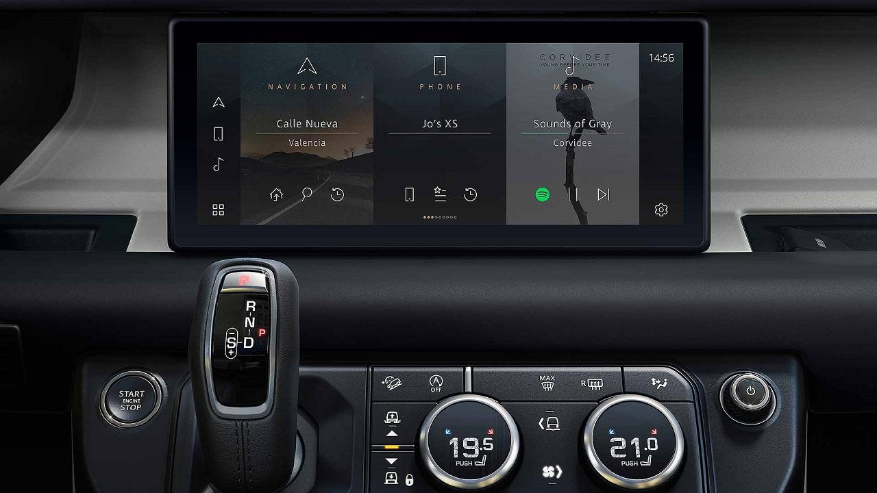 Jaguar Land Rover: il sistema Pivi Pro ottiene un nuovo riconoscimento thumbnail