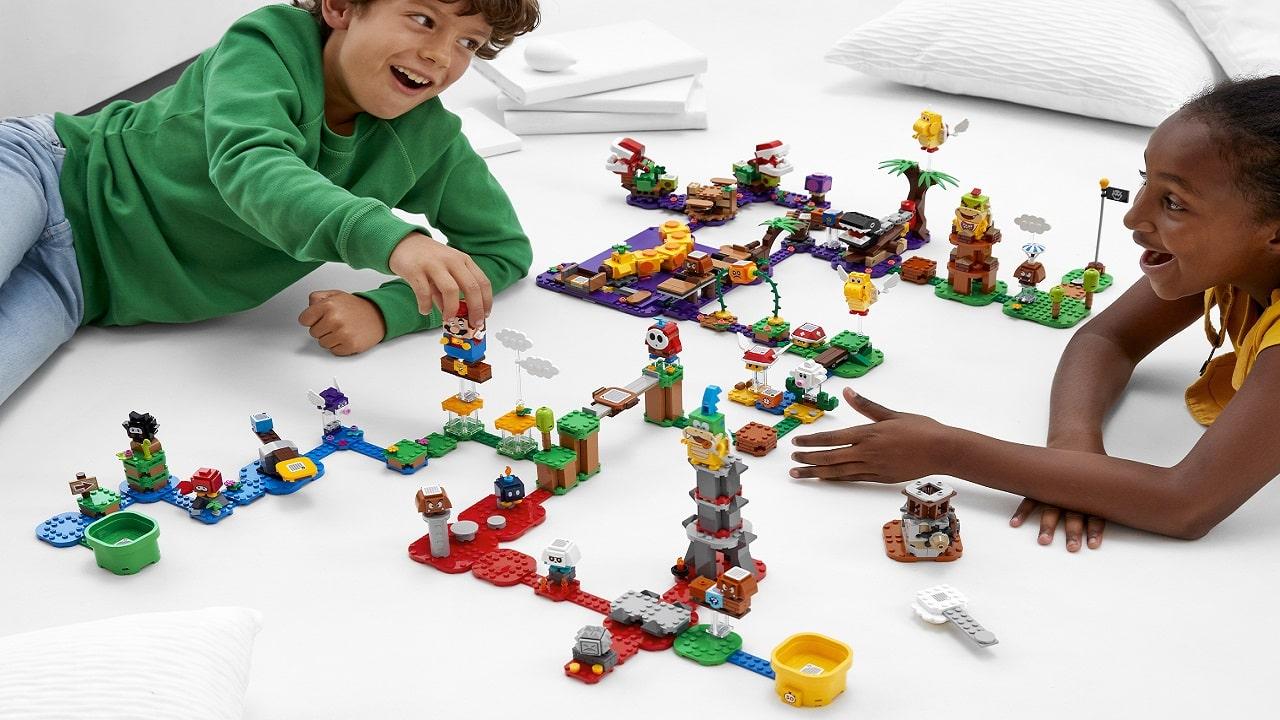 Si espande l'universo di LEGO Super Mario thumbnail
