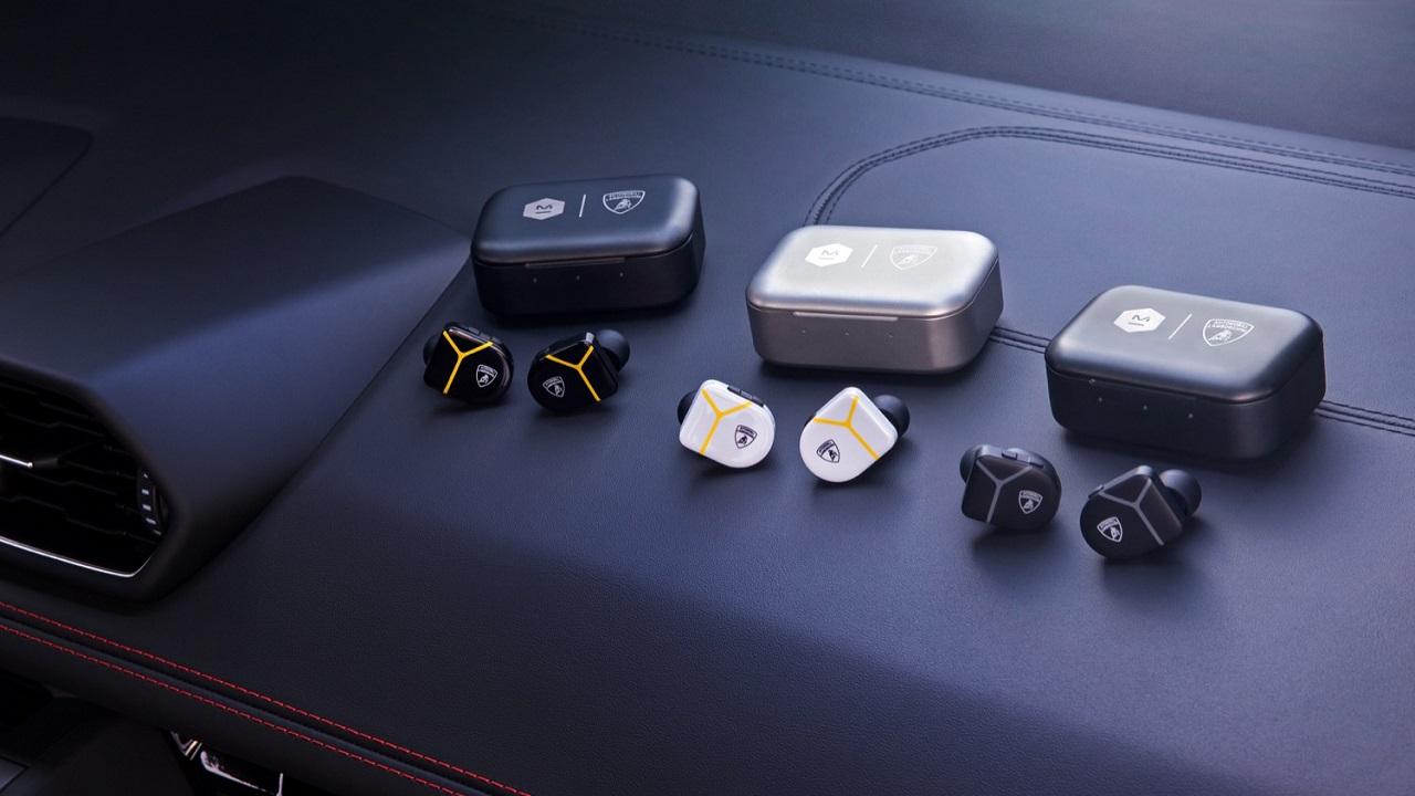 Lamborghini e Master & Dynamic: ecco la nuova collezione di cuffie thumbnail