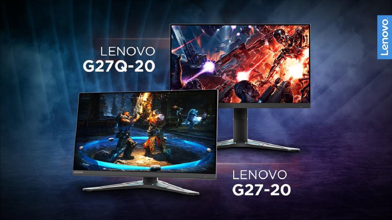 Lenovo presenta due nuovi monitor IPS da gaming thumbnail