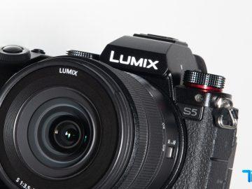 Lumix S5 recensione